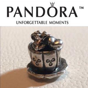 791107 Retired Pandora Fairytale Mouse Teacup